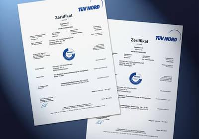 Hörmann Antrieb - Zertifiziert